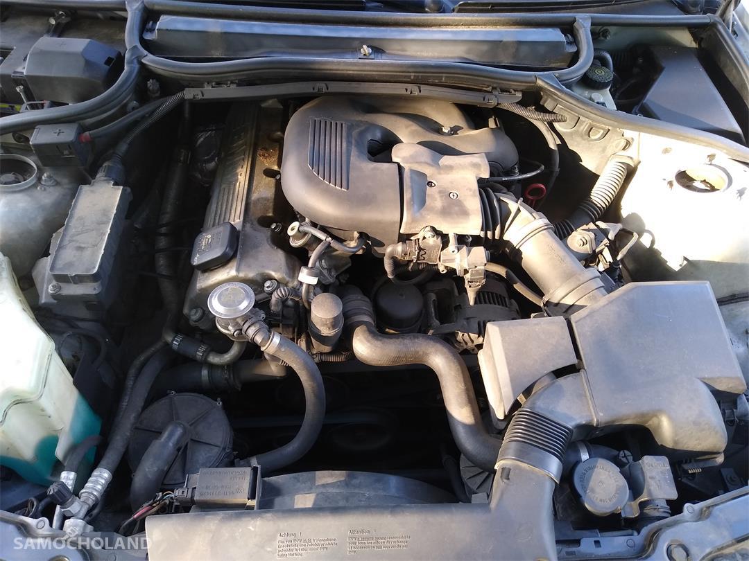 BMW Seria 3 E46 (1998-2007) 318i 118KM 11