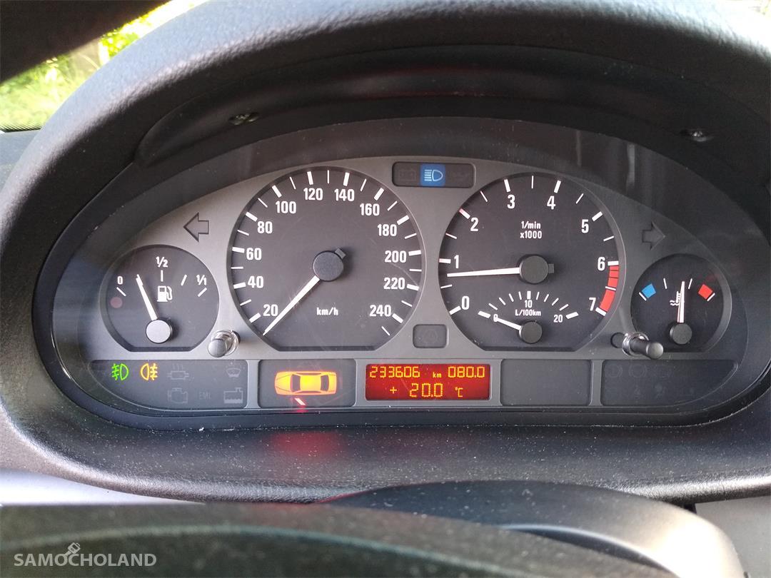 BMW Seria 3 E46 (1998-2007) 318i 118KM 4
