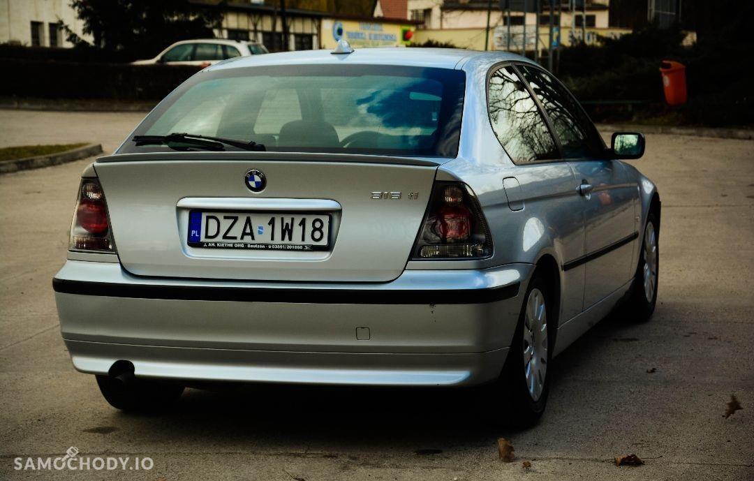 BMW Seria 3 E46 (1998-2007) Benzyna 1.8 116KM 2002r. 1