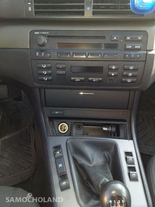 BMW Seria 3 E46 (1998-2007) BMW 316i 1,8b 16