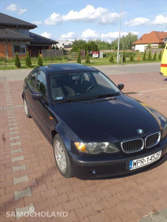 BMW Seria 3 E46 (1998-2007) BMW 316i 1,8b 7