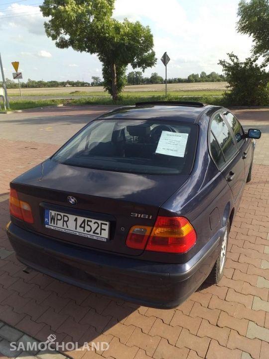 BMW Seria 3 E46 (1998-2007) BMW 316i 1,8b 2