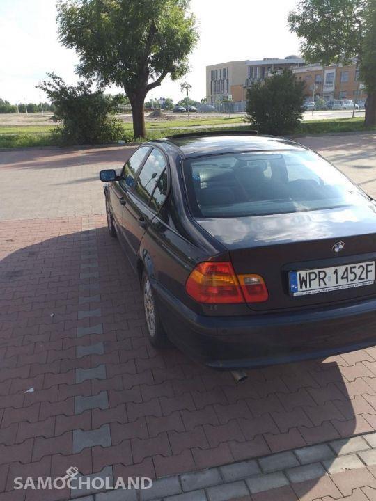 BMW Seria 3 E46 (1998-2007) BMW 316i 1,8b 4