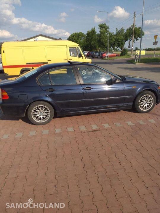 BMW Seria 3 E46 (1998-2007) BMW 316i 1,8b 11