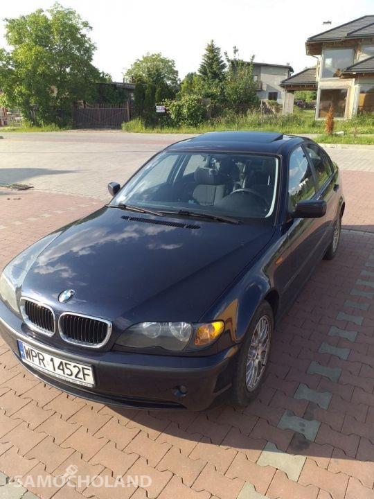 BMW Seria 3 E46 (1998-2007) BMW 316i 1,8b 1