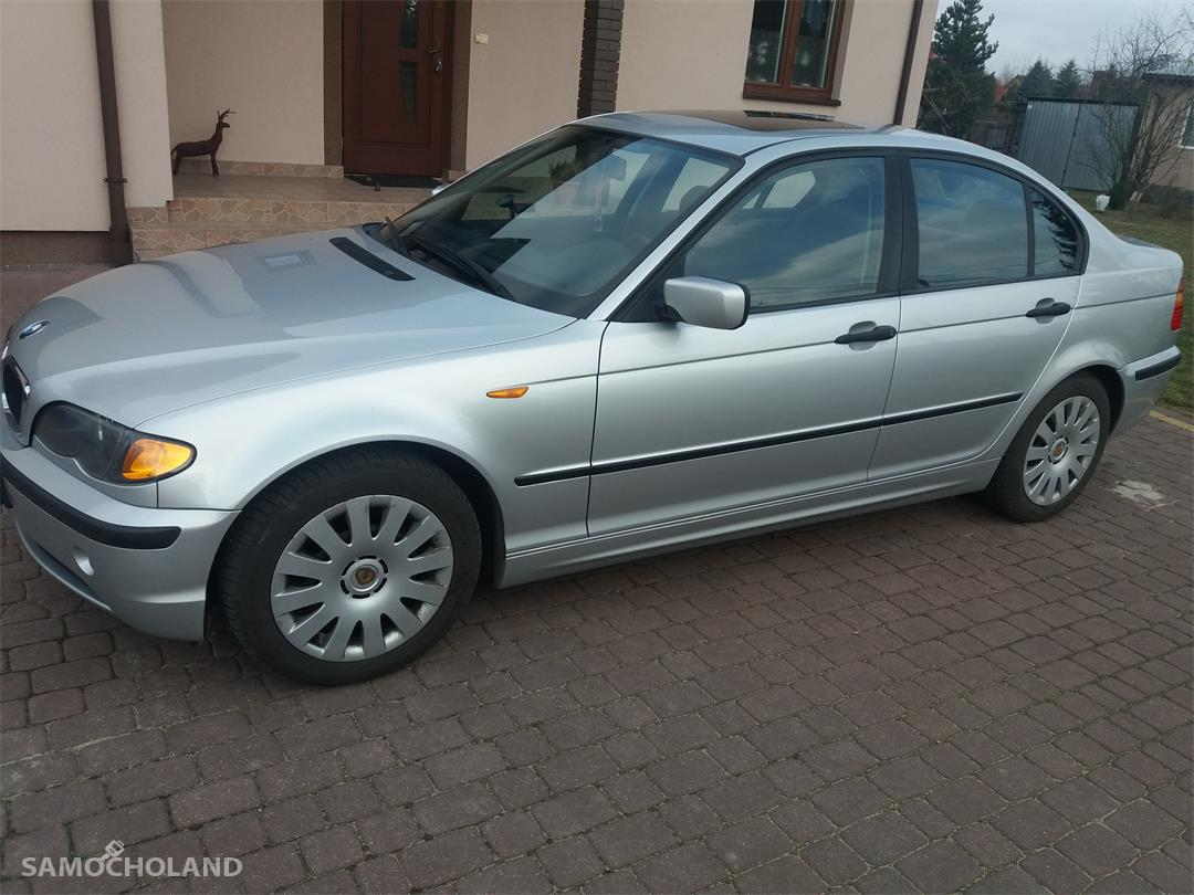 BMW Seria 3 E46 (1998-2007) BMW 318 Sedan 2.0 Benzyna 143 KM 2001r 4