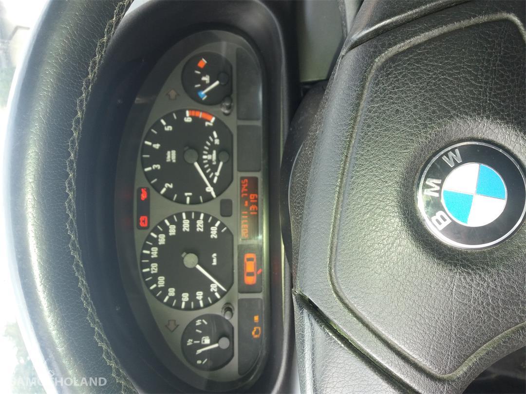 BMW Seria 3 E46 (1998-2007) BMW 318 Sedan 2.0 Benzyna 143 KM 2001r 11