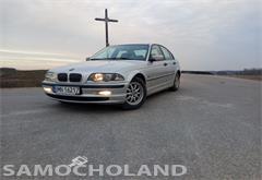 bmw BMW Seria 3 E46 (1998-2007) BMW E46 Ładne Polecam