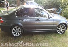 bmw BMW Seria 3 E46 (1998-2007) Bmw e46 sedan 2,0 134km benz +gaz