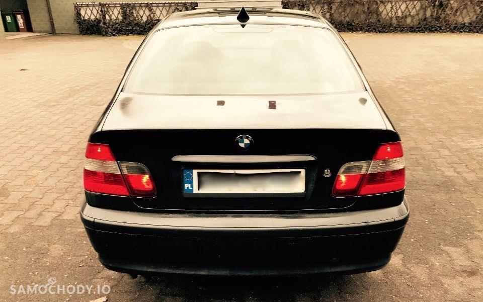BMW Seria 3 E46 (1998-2007) E46 Black Carbon 3.0 204KM stan bardzo dobry 410NM 1