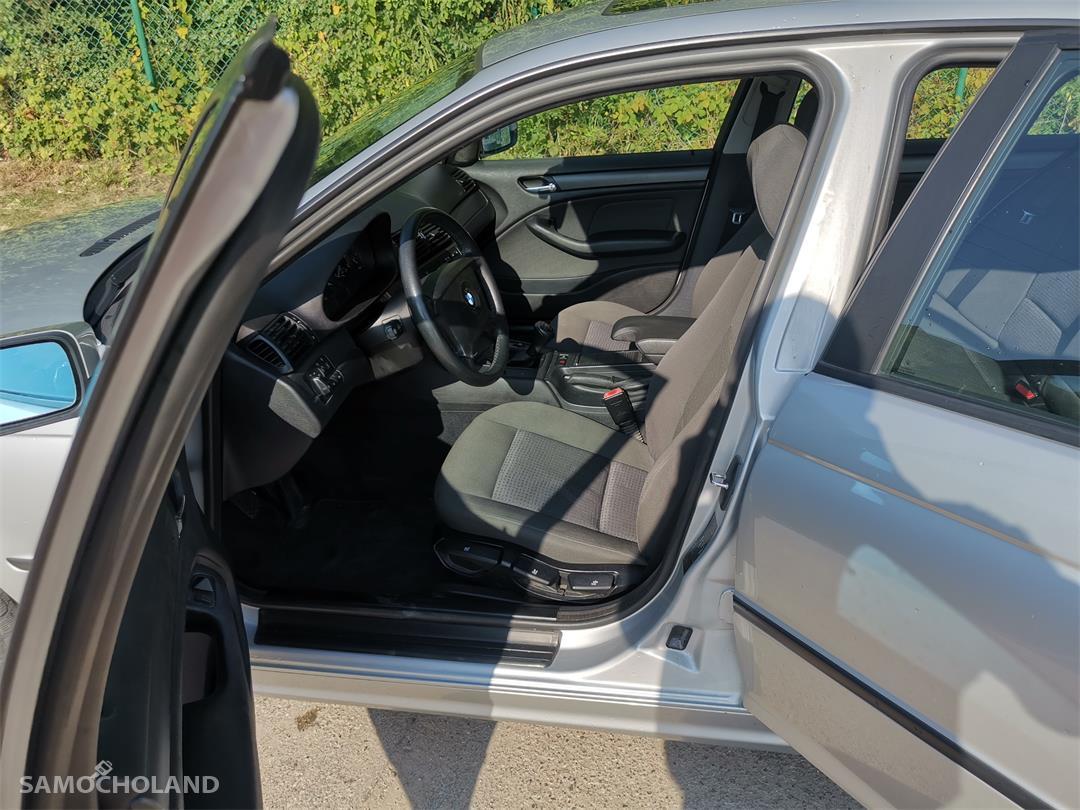 BMW Seria 3 E46 (1998-2007) Mały przebieg,super stan, jak nowa 2