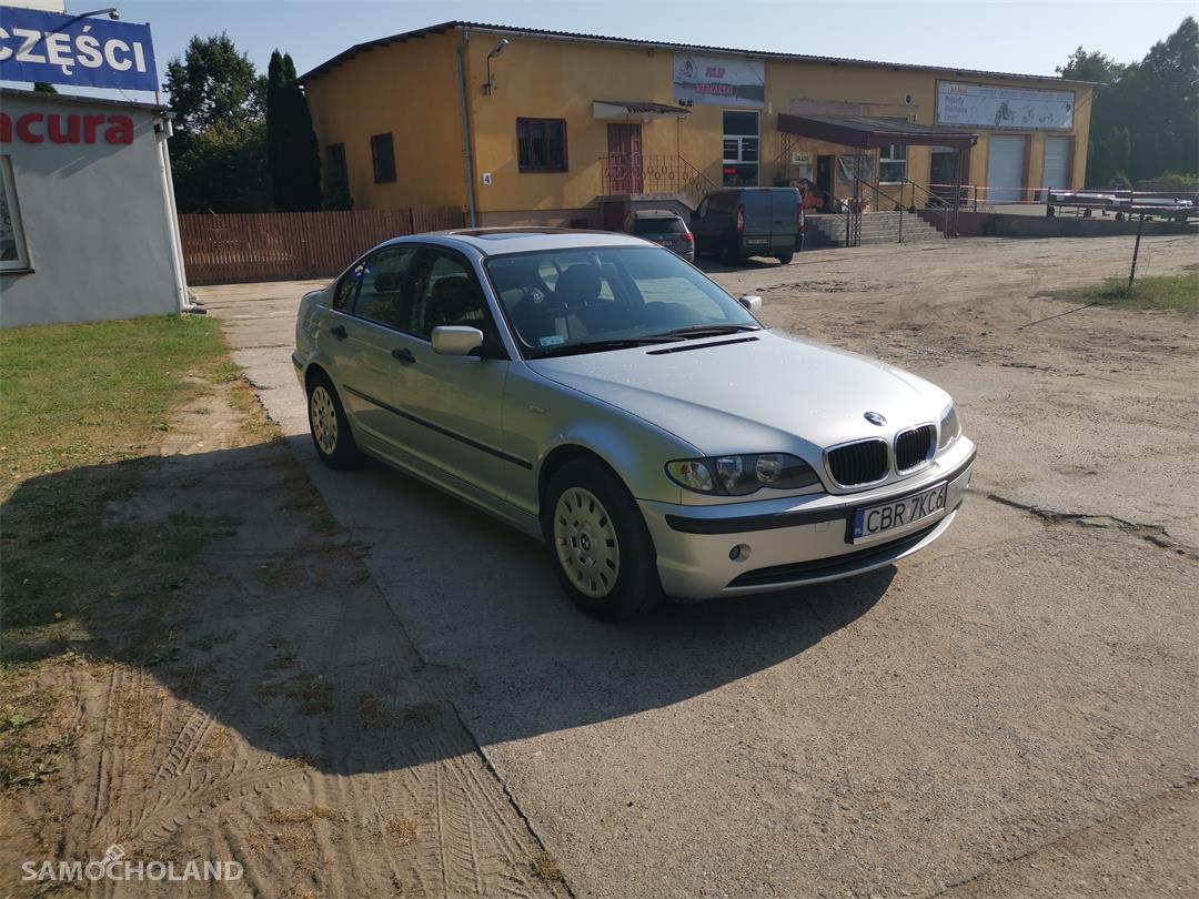 BMW Seria 3 E46 (1998-2007) Mały przebieg,super stan, jak nowa 22