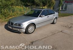 bmw BMW Seria 3 E46 (1998-2007) Mały przebieg,super stan, jak nowa