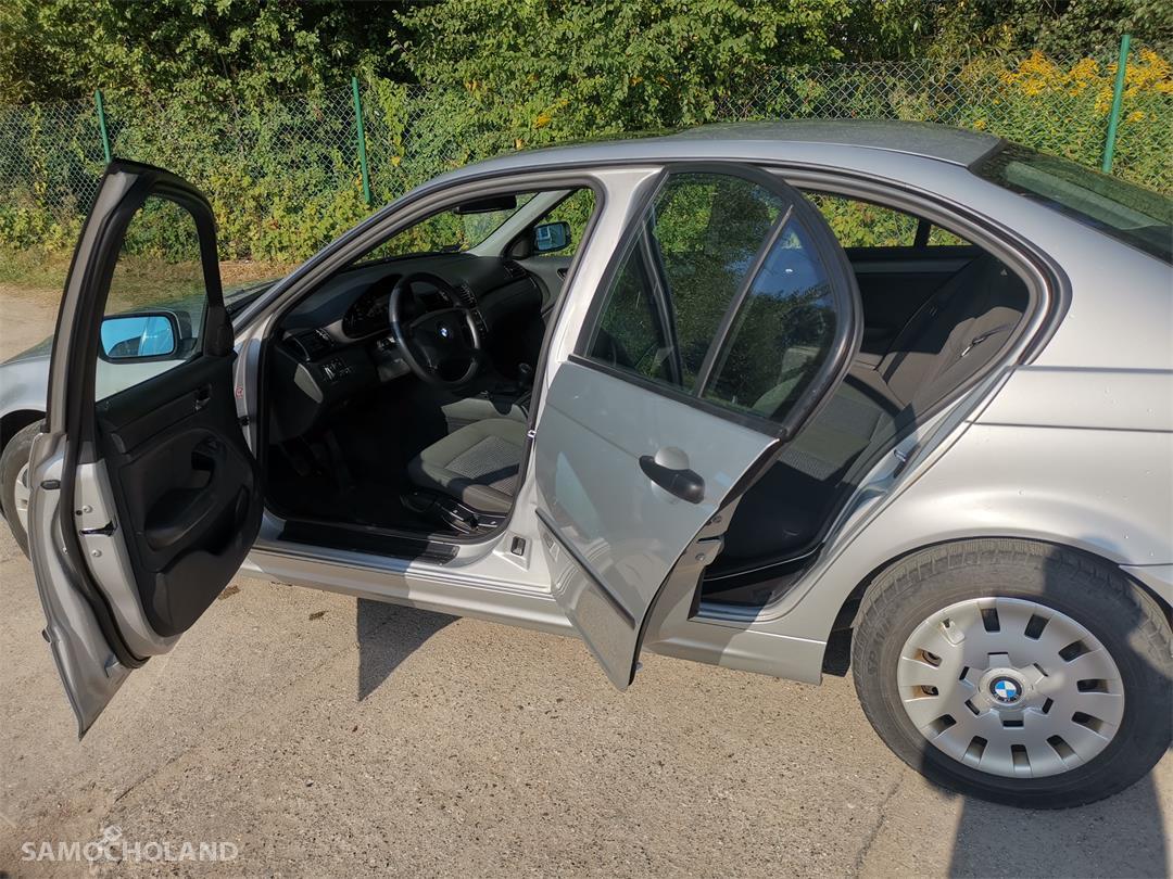 BMW Seria 3 E46 (1998-2007) Mały przebieg,super stan, jak nowa 4