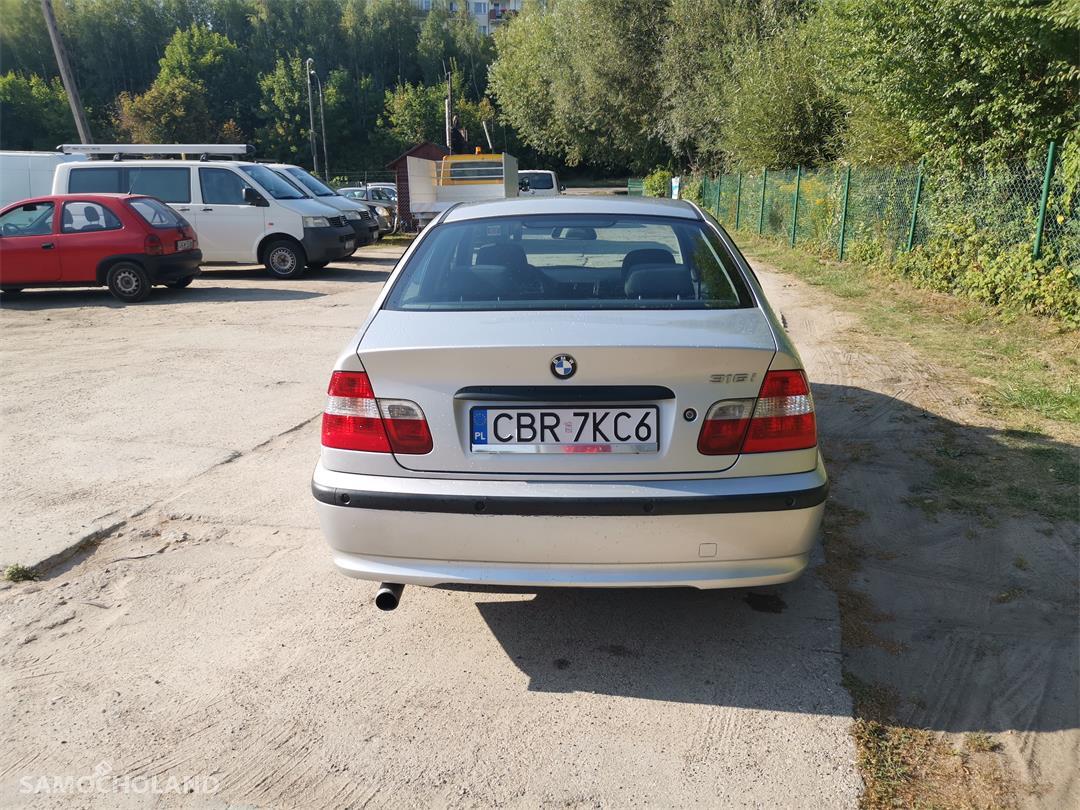 BMW Seria 3 E46 (1998-2007) Mały przebieg,super stan, jak nowa 11
