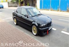 bmw z województwa wielkopolskie BMW Seria 3 E46 (1998-2007) Sprzedam BMW e46 sedan m54b22 170km zadbane