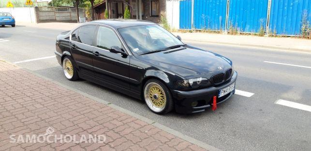 BMW Seria 3 E46 (1998-2007) Sprzedam BMW e46 sedan m54b22 170km zadbane 1