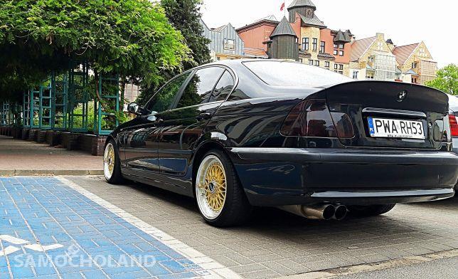 BMW Seria 3 E46 (1998-2007) Sprzedam BMW e46 sedan m54b22 170km zadbane 2