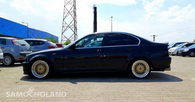 BMW Seria 3 E46 (1998-2007) Sprzedam BMW e46 sedan m54b22 170km zadbane 4