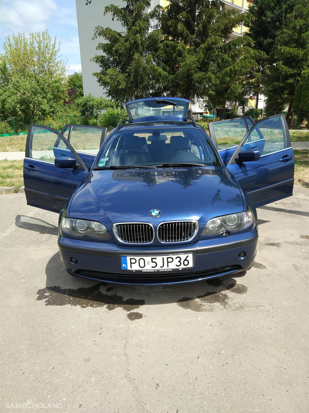 BMW Seria 3 E46 (1998-2007) Stan bdb, możliwa zamiana 2