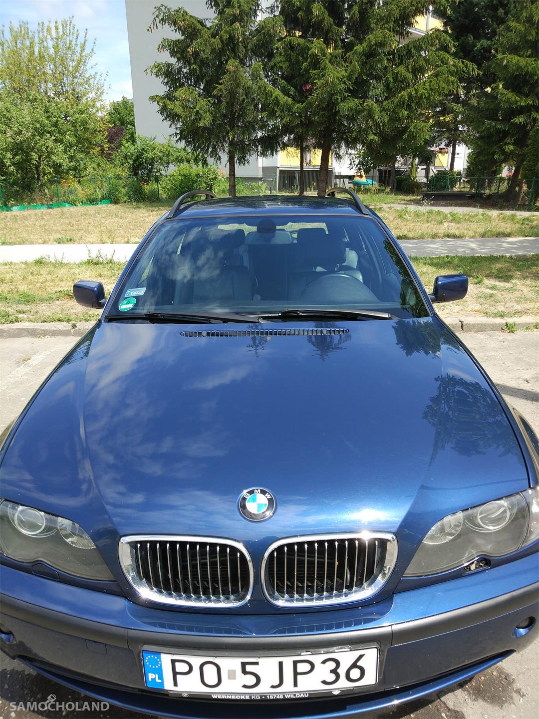 BMW Seria 3 E46 (1998-2007) Stan bdb, możliwa zamiana 11