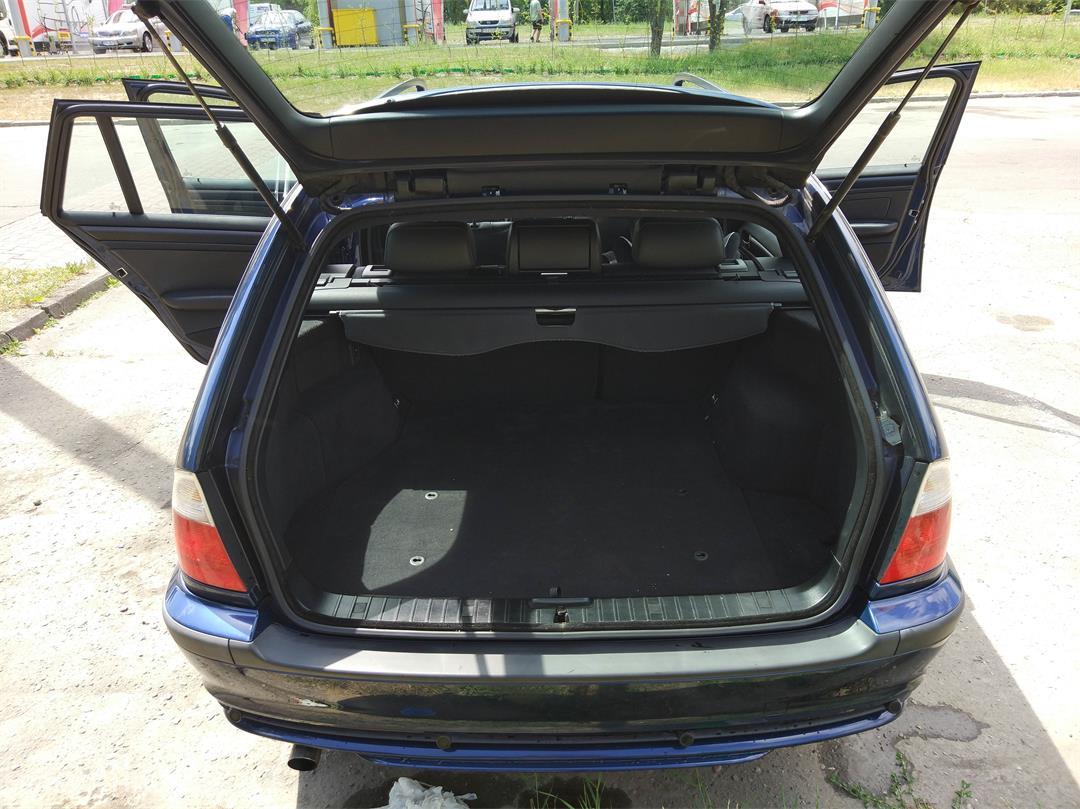 BMW Seria 3 E46 (1998-2007) Stan bdb, możliwa zamiana 7