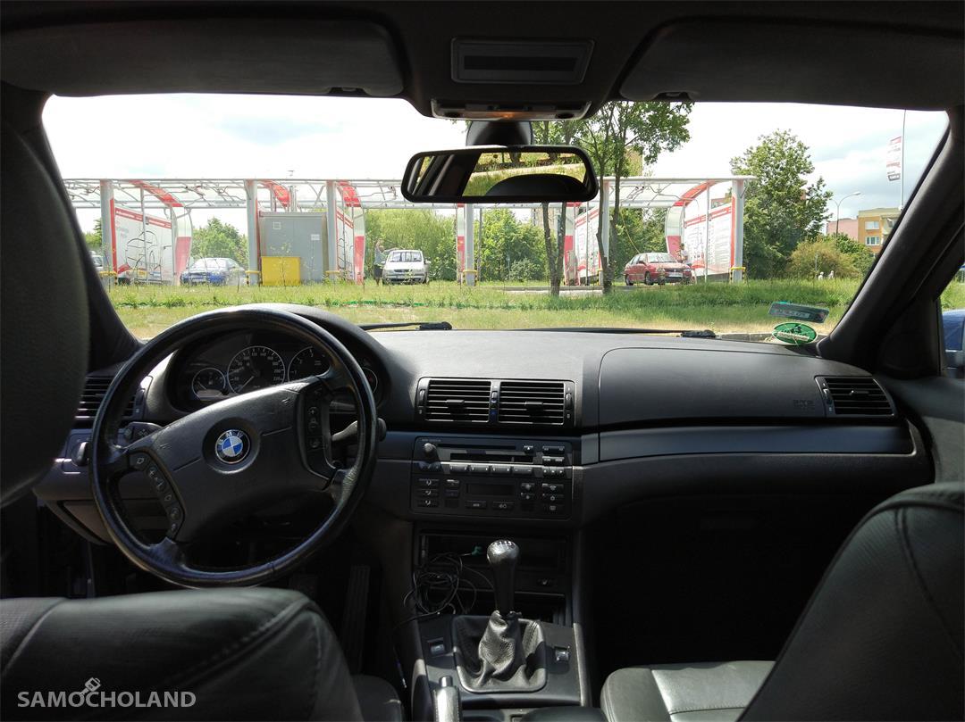 BMW Seria 3 E46 (1998-2007) Stan bdb, możliwa zamiana 4