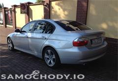 bmw z województwa pomorskie BMW Seria 3 E90 (2005-2012) 2.0 diesel 163KM 2008r. serwisowany w ASO