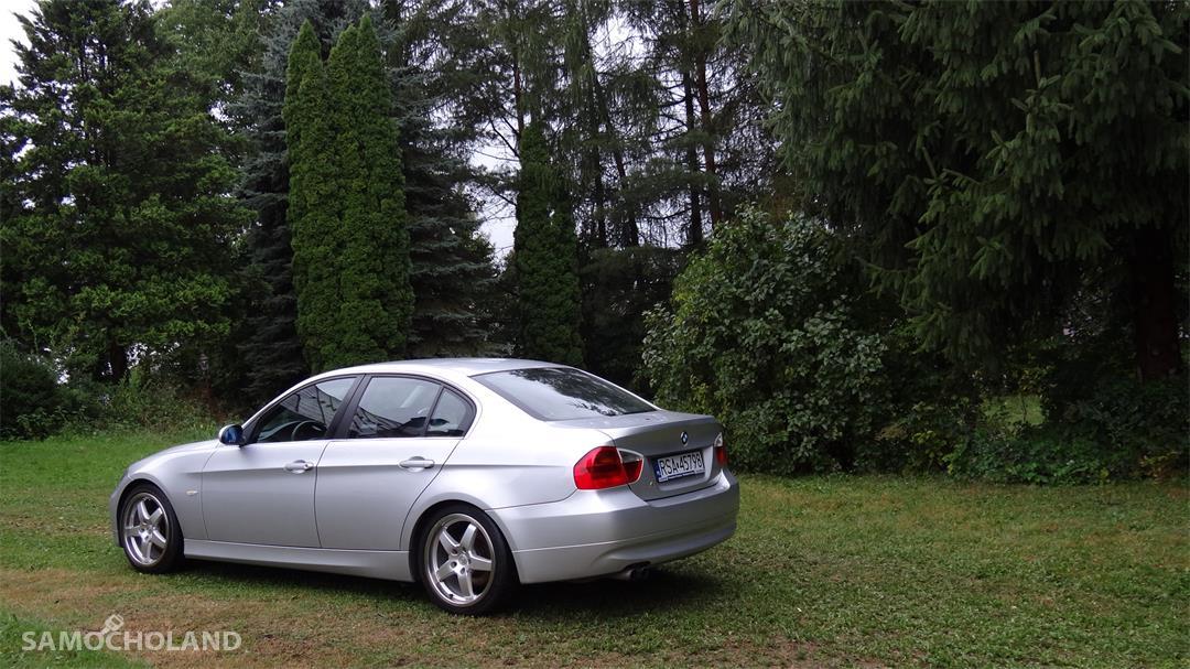 BMW Seria 3 E90 (2005-2012) 2005 BMW e90 325i 6 biegow 16