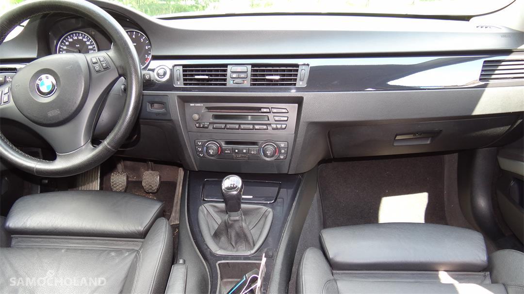 BMW Seria 3 E90 (2005-2012) 2005 BMW e90 325i 6 biegow 7