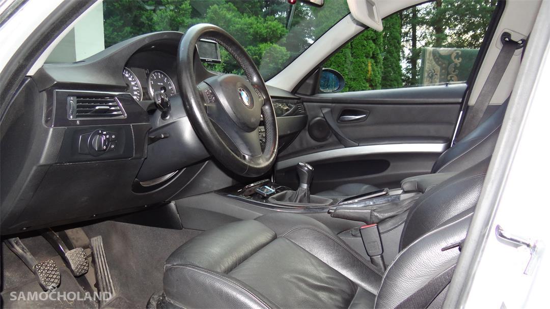 BMW Seria 3 E90 (2005-2012) 2005 BMW e90 325i 6 biegow 4