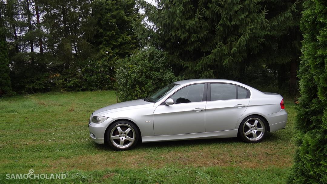 BMW Seria 3 E90 (2005-2012) 2005 BMW e90 325i 6 biegow 2