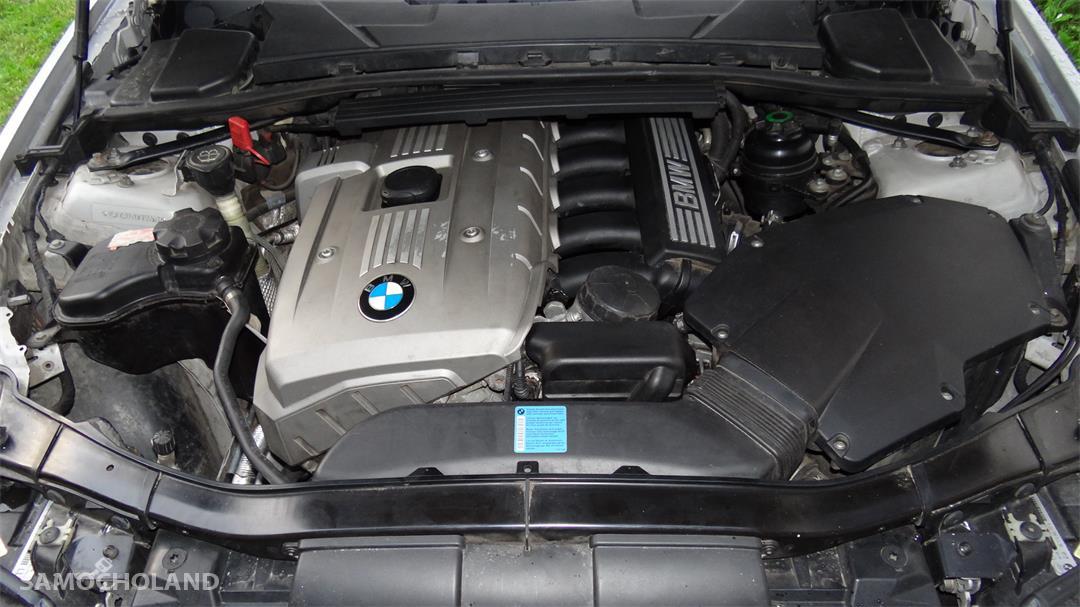 BMW Seria 3 E90 (2005-2012) 2005 BMW e90 325i 6 biegow 11