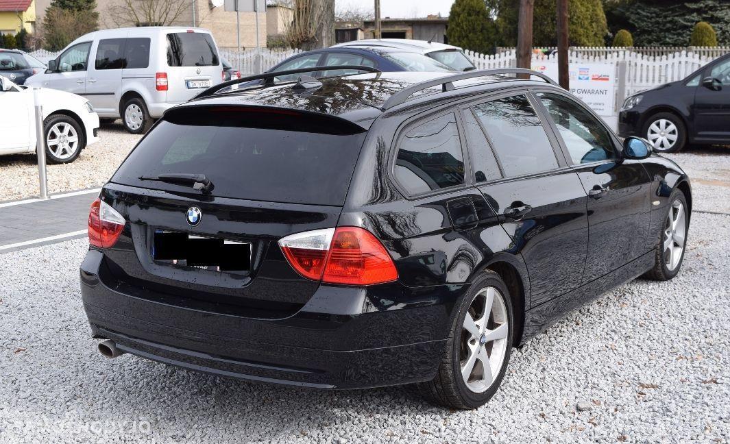 BMW Seria 3 E90 (2005-2012) Bardzo dynamiczny, oszczędny i niezawodny 2
