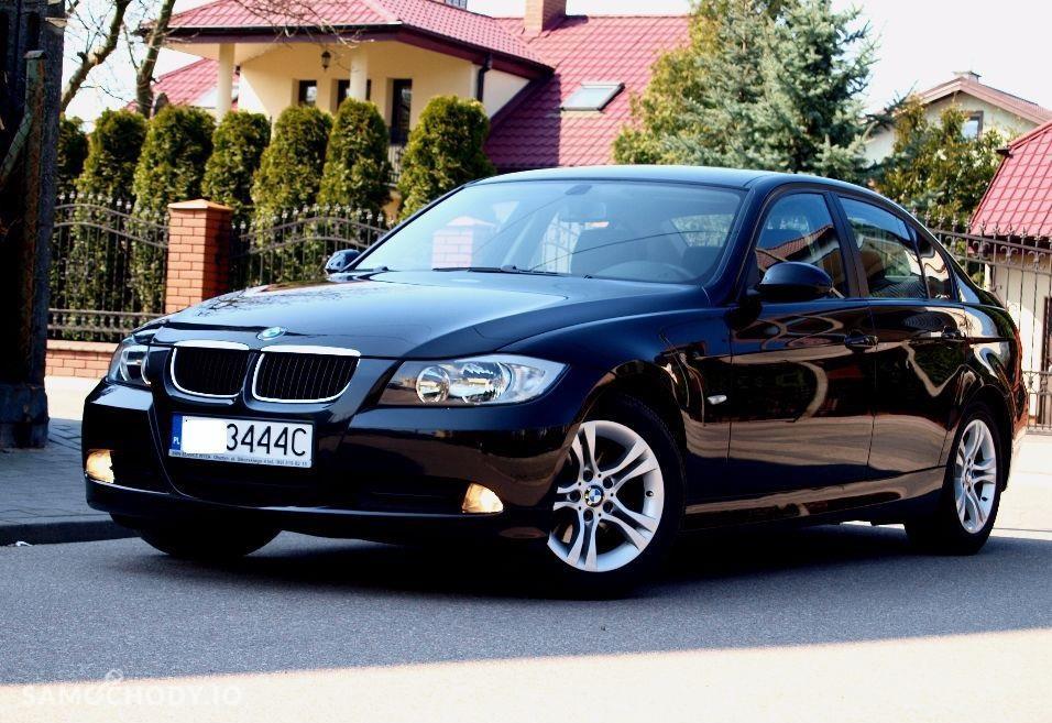 BMW Seria 3 E90 (2005-2012) klima, czujniki parkowania , czujnik deszczu 1