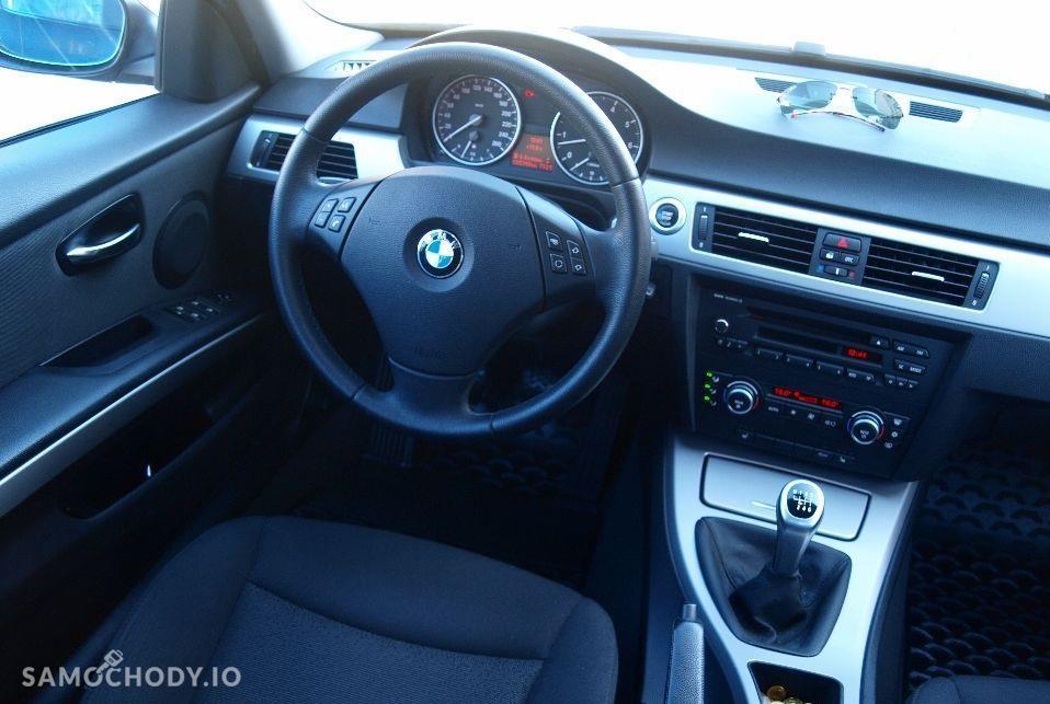 BMW Seria 3 E90 (2005-2012) klima, czujniki parkowania , czujnik deszczu 4