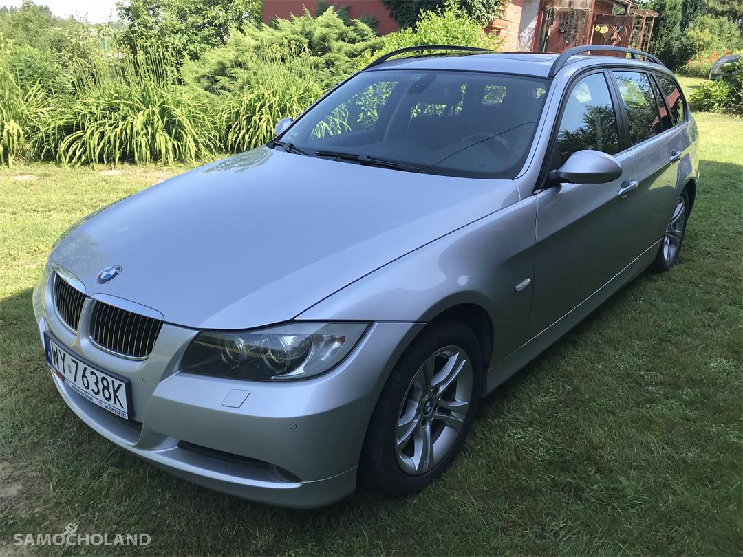 BMW Seria 3 E90 (2005-2012) BMW Seria 3 Prywatnie Bezwypadek Navi Xenon Panorama Serwis 1