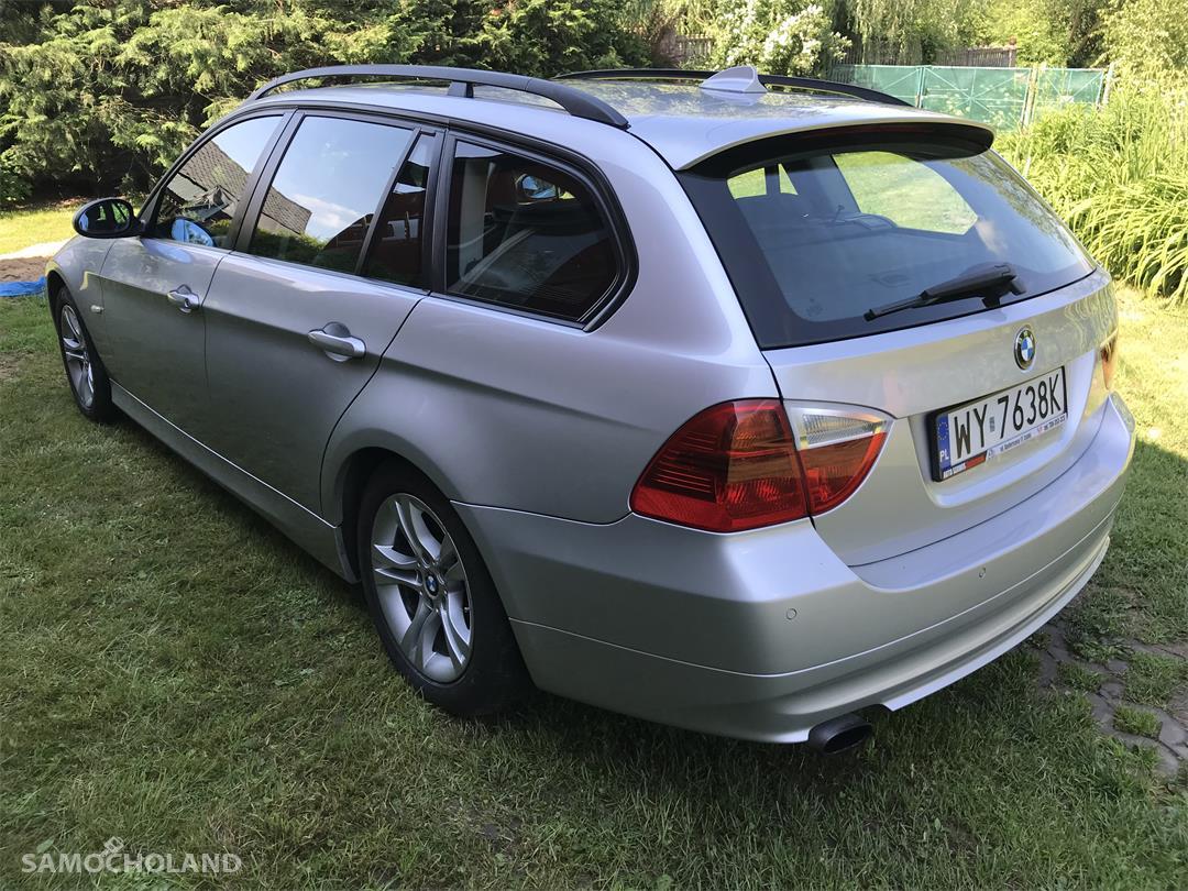 BMW Seria 3 E90 (2005-2012) BMW Seria 3 Prywatnie Bezwypadek Navi Xenon Panorama Serwis 7