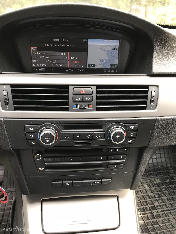 BMW Seria 3 E90 (2005-2012) BMW Seria 3 Prywatnie Bezwypadek Navi Xenon Panorama Serwis 16
