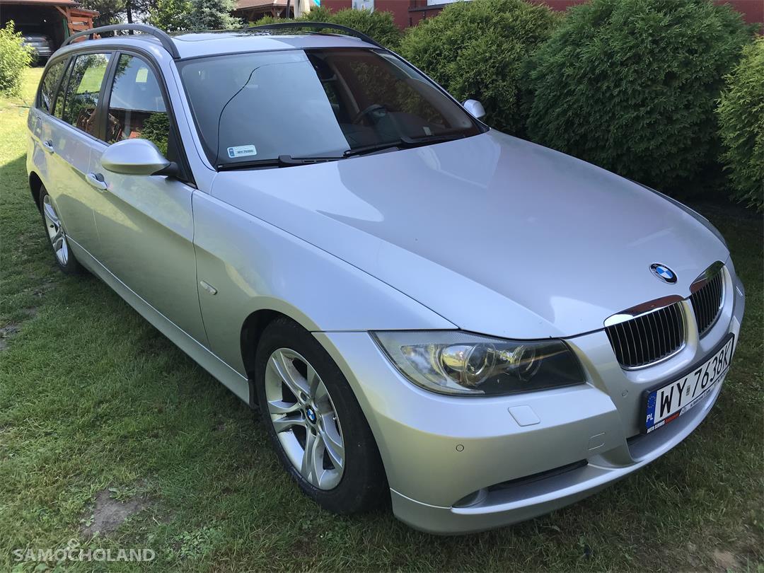 BMW Seria 3 E90 (2005-2012) BMW Seria 3 Prywatnie Bezwypadek Navi Xenon Panorama Serwis 2