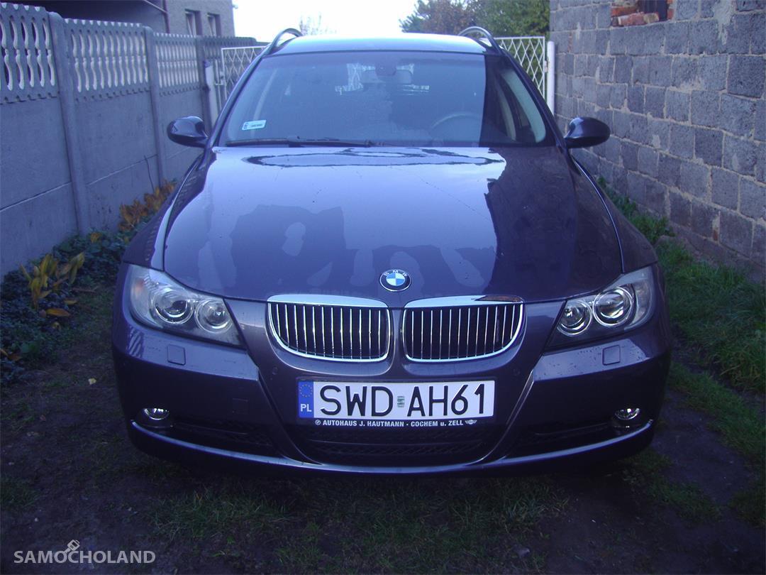 BMW Seria 3 E90 (2005-2012) perfekcyjne bez wkładu finansowego wsiadac i jezdzic 4