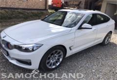 BMW Seria 3 F30 (2012-) BMW 3 GT f34 2014 bezwypadkowy