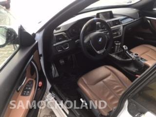 BMW Seria 3 F30 (2012-) BMW 3 GT f34 2014 bezwypadkowy 7