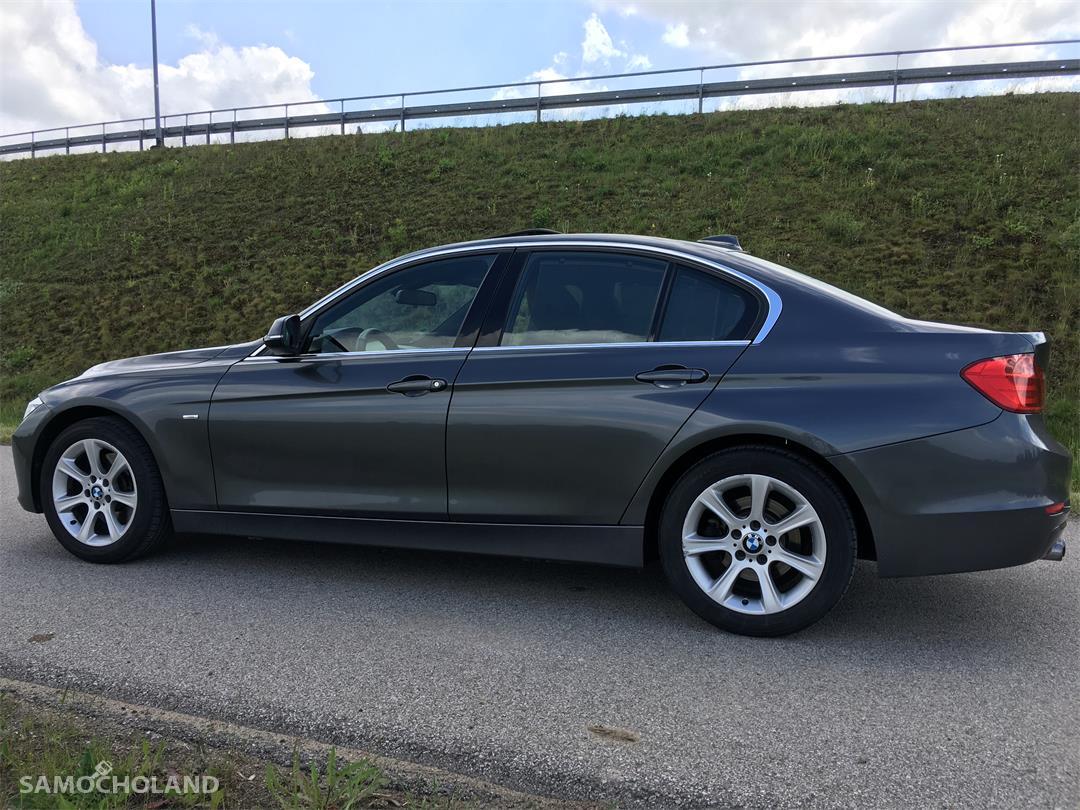 BMW Seria 3 F30 (2012-) BMW F30 EUROPA Benzyna Bezwypadkowa,Aso,Skóra,Navi,xenon, head-up, szyberdach FULL LED .ZAMIANA  16