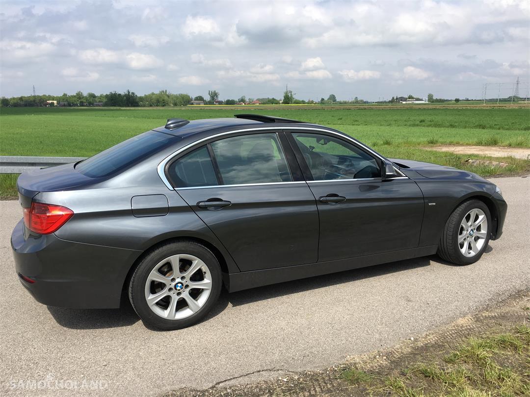 BMW Seria 3 F30 (2012-) BMW F30 EUROPA Benzyna Bezwypadkowa,Aso,Skóra,Navi,xenon, head-up, szyberdach FULL LED .ZAMIANA  11