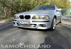 bmw BMW Seria 5 E39 (1996-2003)  BMW E39 M PAKIET