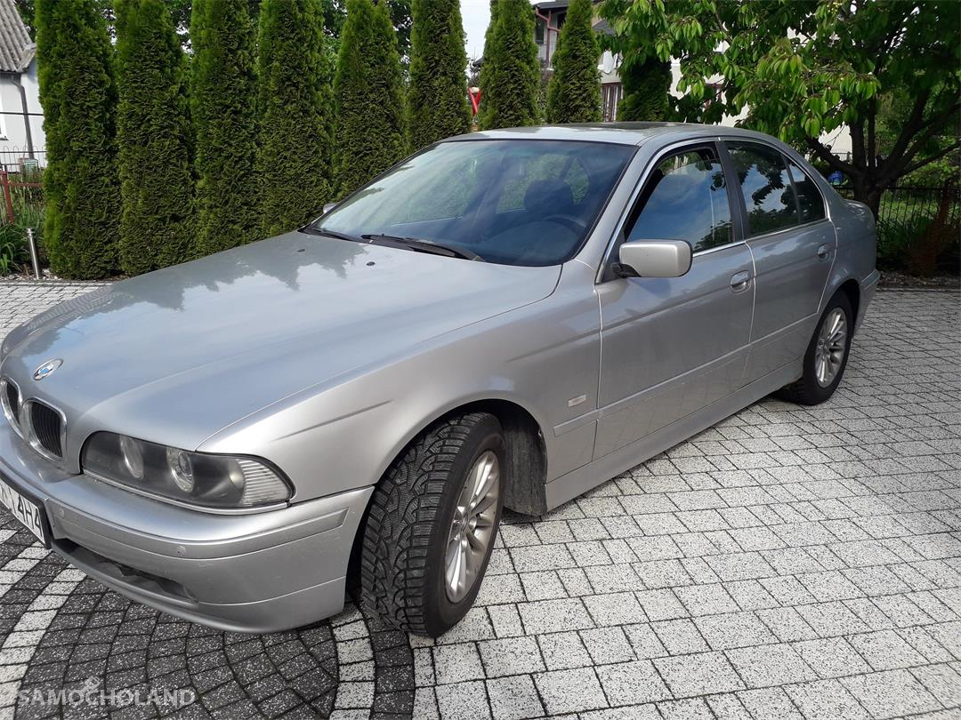 BMW Seria 5 E39 (1996-2003)  1