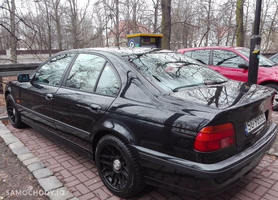 BMW Seria 5 E39 (1996-2003) 170KM M-PAKIET doinwestowana 4