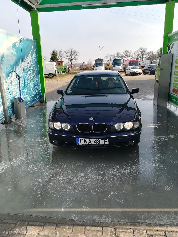 BMW Seria 5 E39 (1996-2003) BMW E39 2.5 BENZYNA+GAZ  1