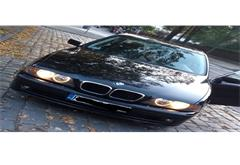 bmw z województwa wielkopolskie BMW Seria 5 E39 (1996-2003) Czarne BMW E39 klasyka gatunku